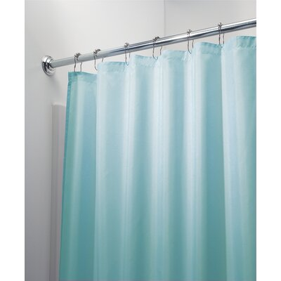 Bernstein Shower Curtain Color: Blue
