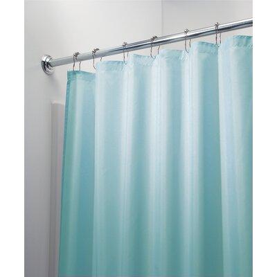 Bernstein Shower Curtain Color: Blue