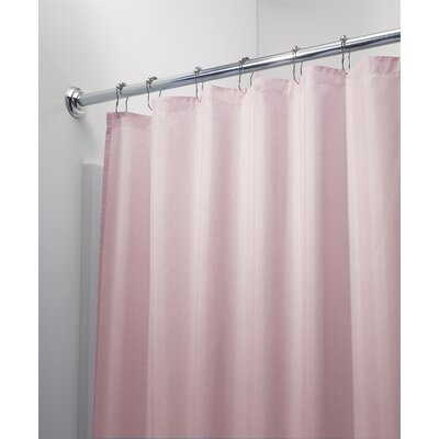 Bernstein Shower Curtain Color: Pink