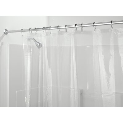 Sindy Shower Curtain Liner Color: Clear
