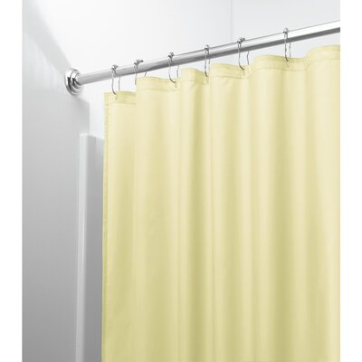 Bernstein Shower Curtain Color: Lemon