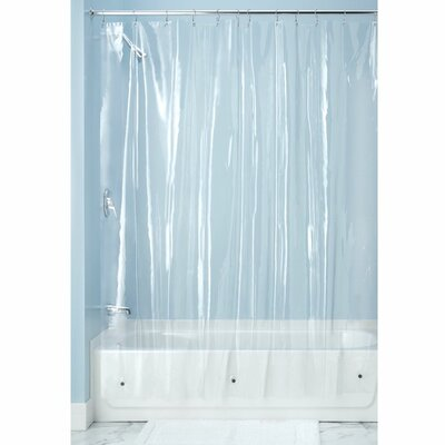 Lourie Shower Curtain Liner Color: Frosted