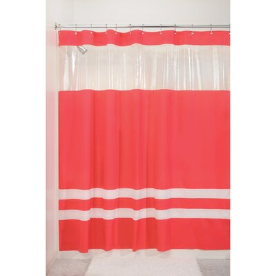 Hitchcock Rugby Stripe Shower Curtain