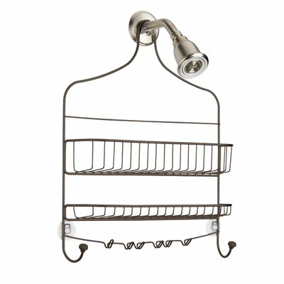 Cero Shower Caddy Finish: Bronze