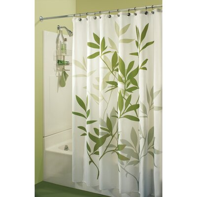 Kilmersdon Shower Curtain Color: Green