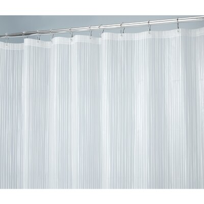 Doodle Stripe Shower Curtain Liner