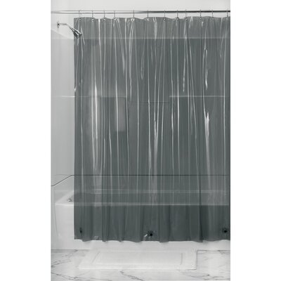 Bornstein Shower Curtain Liner Color: Smoke