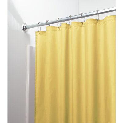 Bernstein Shower Curtain Color: Yellow
