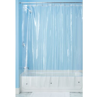 Bornstein Shower Curtain Liner Color: Frosted