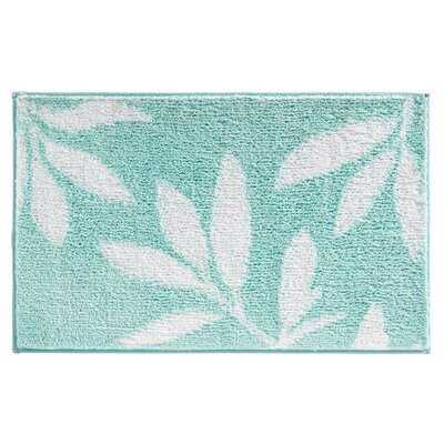 Leaves Bath Rug