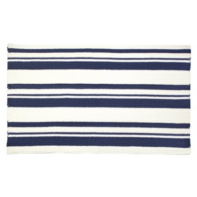 Ellis Doormat Color: Navy