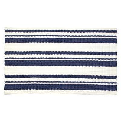 Ellis Doormat Color: Navy