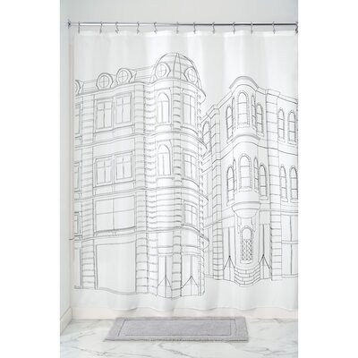 Mackay Cityscape Shower Curtain