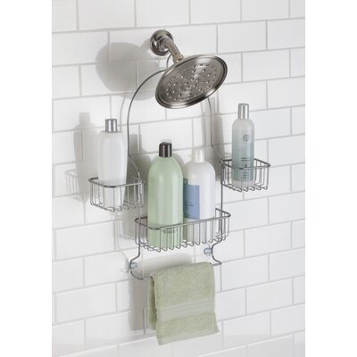 Metalo Shower Caddy Finish: Silver
