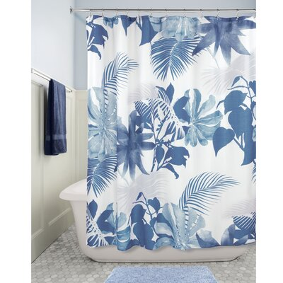Watercolor�Fern Shower Curtain