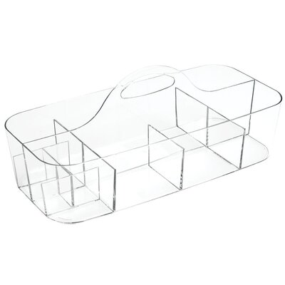 Clarity Bath Tote Cosmetic Organizer 39780