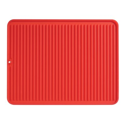 Lineo Drying Mat Finish: Red