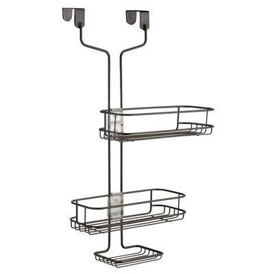 Linea Shower Caddy Finish: Bronze
