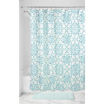 Floral Kenzie Shower Curtain