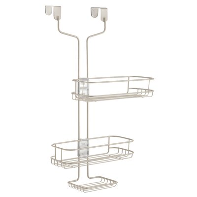 Linea Shower Caddy Finish: Satin