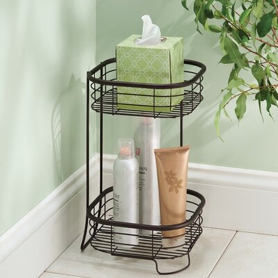 Forma Shower Caddy Finish: Bronze