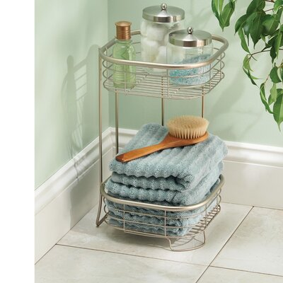 Forma Shower Caddy Finish: Satin