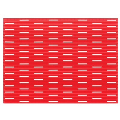 Lineo Sink Mat Finish: Red