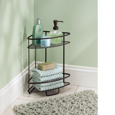 Axis Shower Caddy Finish: Bronze