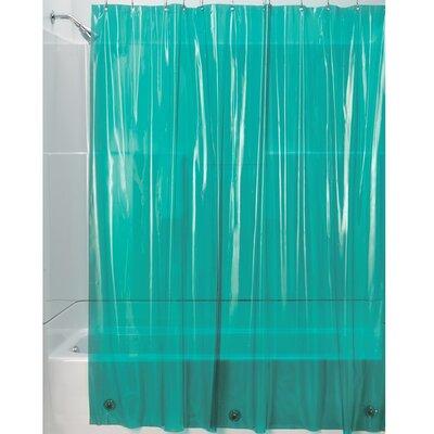 Travis Shower Curtain Liner Color: Deep Teal