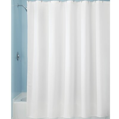 Paxton Shower Curtain Color: White