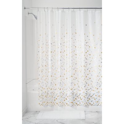 Confetti Shower Curtain Liner