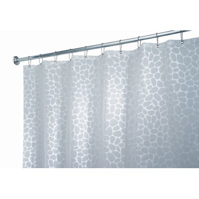 EVA Vinyl Frost Shower Curtain