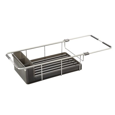 Metro Aluminum Over Sink Drainer Dish Rack
