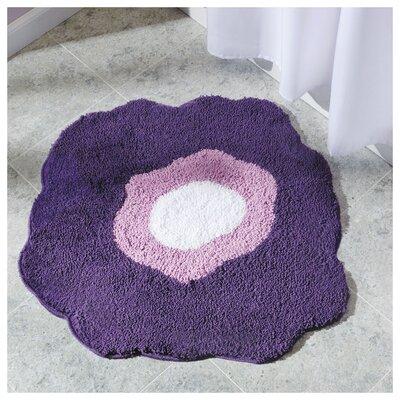 Poppy Purple Area Rug