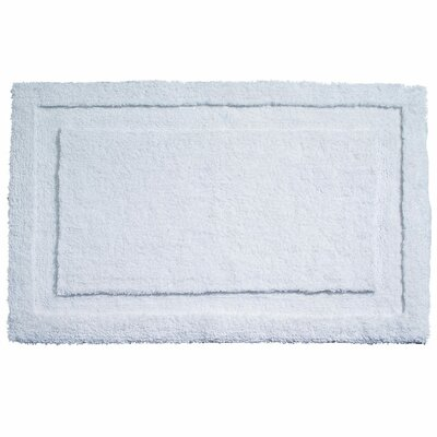 Spa Bath Rug Color: White