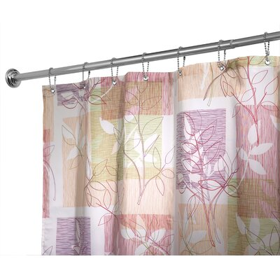 City Scene City Scene Mixed Floral Shower Curtain | Wayfair