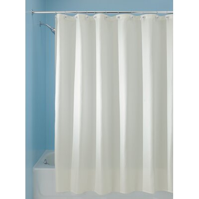 Kilby Shower Curtain Color: Natural