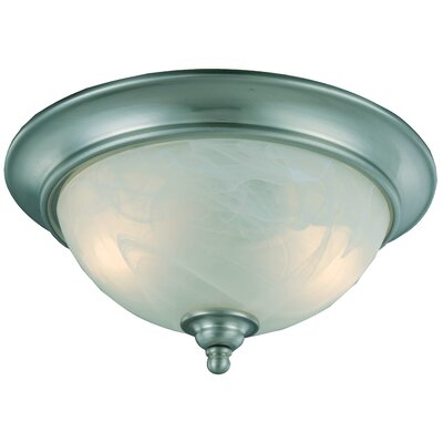 Dover 2-Light Flush Mount