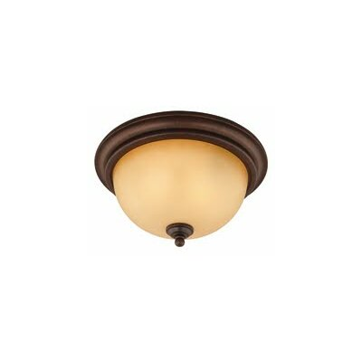 Bennington 2-Light Flush Mount