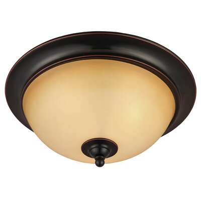Dover 3-Light Flush Mount