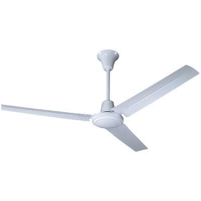 56 Caribbean Industrial 3-Blade Ceiling Fan