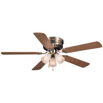 52 Bermuda 5-Blade Ceiling Fan