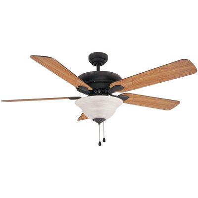52 Tuscany 5-Blade Ceilling Fan