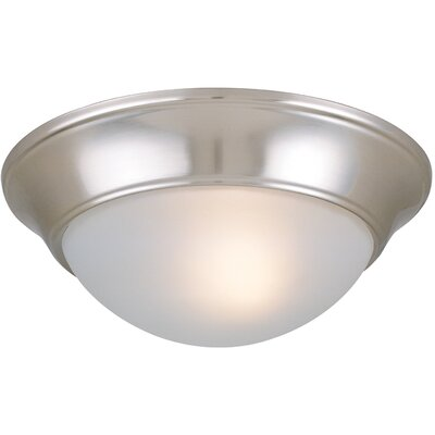 Luxor 2-Light Flush Mount
