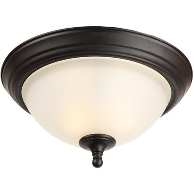 Galveston 2-Light Flush Mount