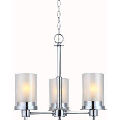 Avalon 3-Light Candle-Style Chandelier