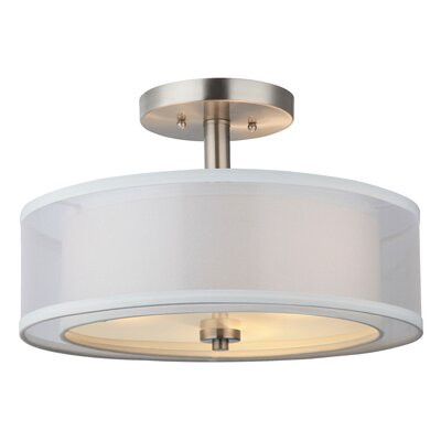 Nettie Semi Flush Ceiling Fixture