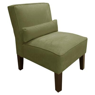 Thurston Slipper Chair Upholstery: Premier Sage