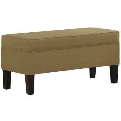 Premier Storage Ottoman Upholstery: Khaki