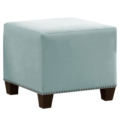Cube Ottoman Upholstery: Pool